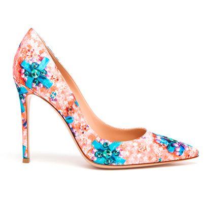 Footwear, Blue, Pink, High heels, Teal, Sandal, Aqua, Basic pump, Fashion, Tan,