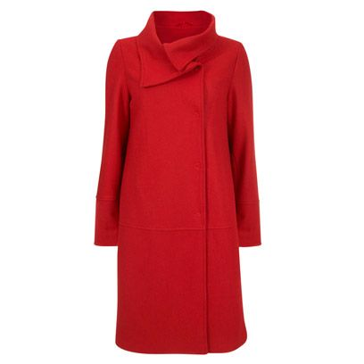 Product, Sleeve, Coat, Collar, Textile, Outerwear, Red, Carmine, Maroon, Pattern,