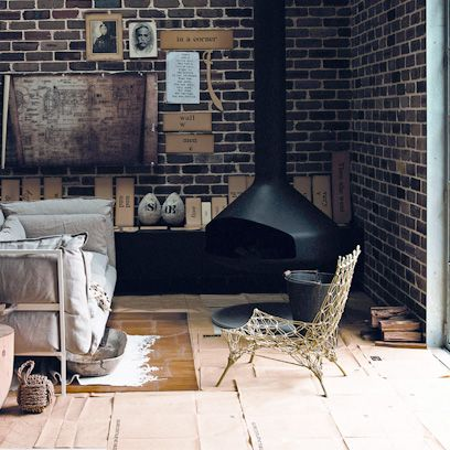 Floor, Room, Wall, Interior design, Flooring, Living room, Home, Brick, Wood flooring, Building material,
