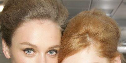 Hair, Face, Head, Ear, Lip, Hairstyle, Eye, Chin, Eyelash, Eyebrow,