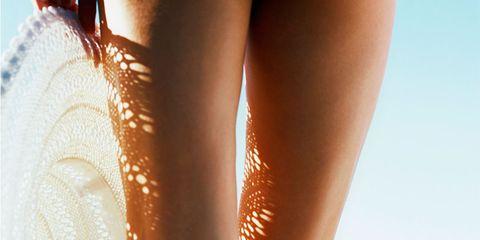 Skin, Human leg, Leg, Water, Thigh, Beauty, Joint, Tan, Arm, Sun tanning,