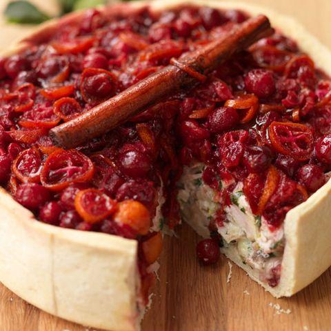 Dish, Food, Cuisine, Ingredient, Cranberry sauce, Produce, Dessert, Cranberry, Recipe, Plant,
