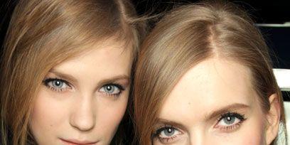 Nose, Lip, Cheek, Brown, Hairstyle, Eye, Chin, Eyelash, Eyebrow, Style,