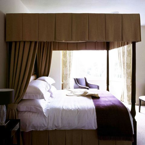 Bed, Room, Interior design, Bedding, Bedroom, Textile, Bed sheet, Furniture, Linens, Bed frame,
