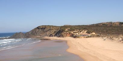 Body of water, Coastal and oceanic landforms, Coast, Natural environment, Shore, Sand, Landscape, Terrain, Bay, Ocean,
