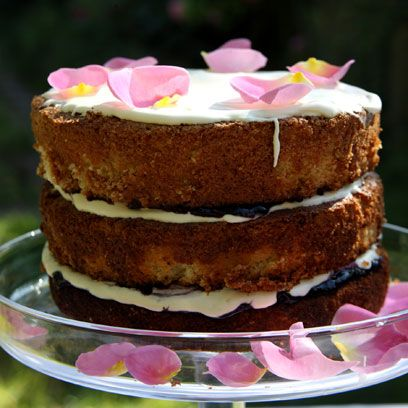 Try This Summer Birthday Cake Recipe