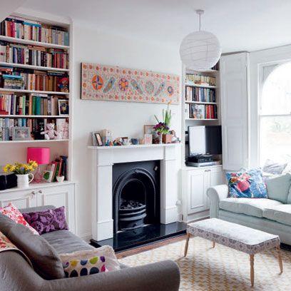 Blue, Room, Interior design, Living room, Home, Green, Wall, Furniture, Shelf, Shelving,