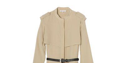 Brown, Collar, Sleeve, Textile, Coat, Khaki, Uniform, Fashion, Tan, Blazer,