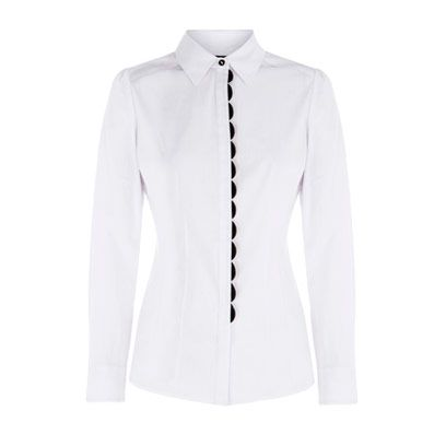 Clothing, Product, Collar, Dress shirt, Sleeve, Textile, Outerwear, White, Style, Pattern,