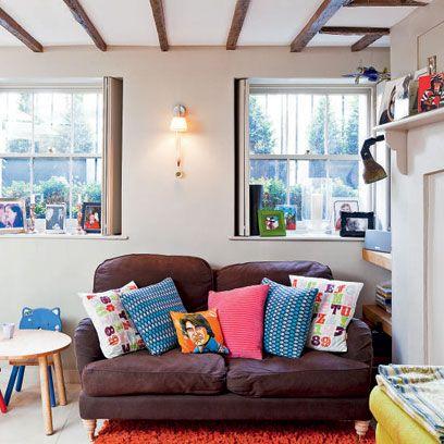 Blue, Room, Interior design, Wood, Living room, Home, Furniture, Ceiling, Couch, Interior design,