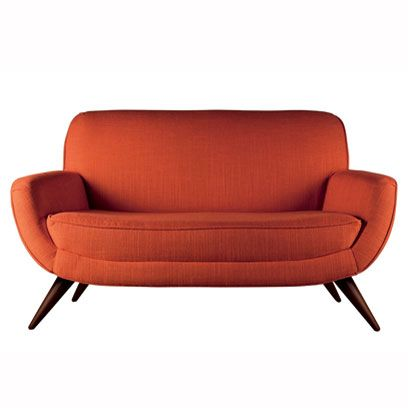 Brown, Comfort, Furniture, Orange, Tan, Hardwood, Maroon, Armrest, Material property, Peach,