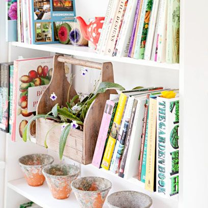 Shelving, Publication, Shelf, Flowerpot, Collection, Book, Bookcase, Houseplant, Paper product, Book cover,