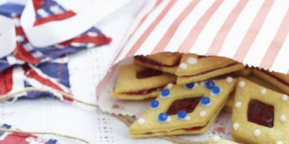 Finger food, Food, Cuisine, Baked goods, White, Cookies and crackers, Ingredient, Confectionery, Dessert, Recipe,