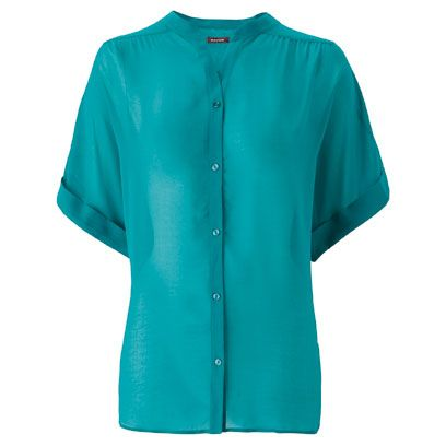 Blue, Green, Product, Sleeve, Collar, Textile, White, Teal, Turquoise, Aqua,