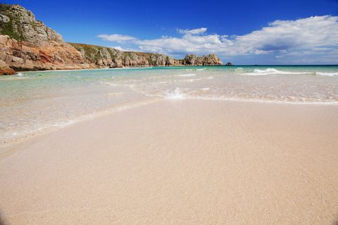 Body of water, Beach, Sea, Coast, Sky, Sand, Shore, Ocean, Blue, Coastal and oceanic landforms,