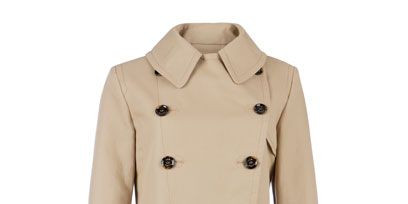 Clothing, Coat, Product, Brown, Collar, Sleeve, Dress shirt, Textile, Outerwear, White,