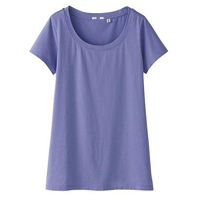 Clothing, Blue, Product, Sleeve, Shoulder, Purple, Lavender, Electric blue, Aqua, Violet,