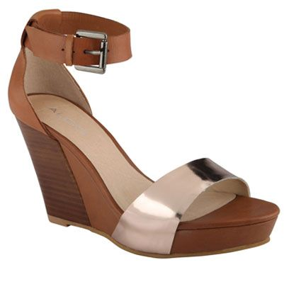Footwear, Brown, Product, Sandal, High heels, Tan, Fashion, Leather, Wedge, Strap,