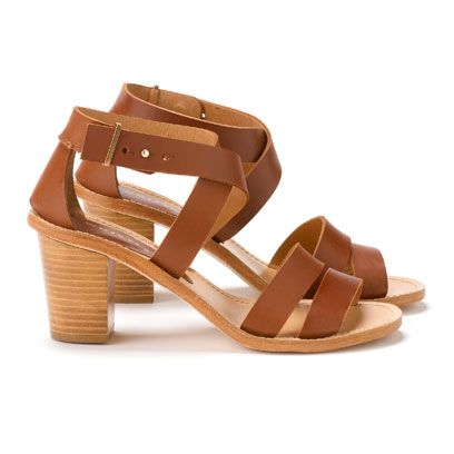 Brown, Sandal, Tan, Fashion, Orange, Khaki, Strap, Leather, Beige, Fawn,