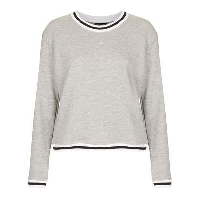 Product, Sleeve, Textile, White, Pattern, Grey, Sweatshirt, Sweater, Active shirt, Woolen,