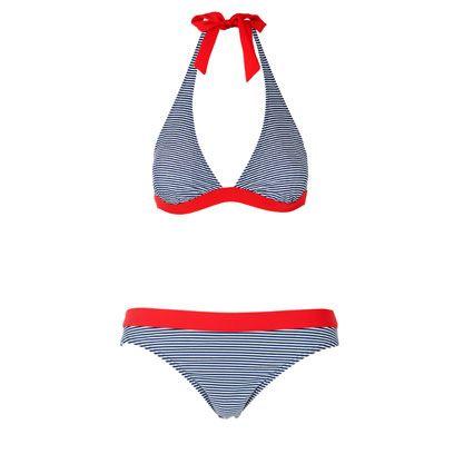 Blue, Red, White, Line, Undergarment, Costume accessory, Carmine, Electric blue, Azure, Cobalt blue,