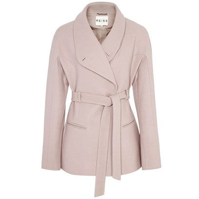 Product, Coat, Collar, Sleeve, Textile, Outerwear, White, Style, Blazer, Fashion,