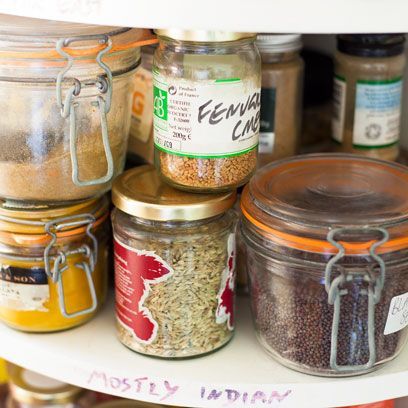 Food storage containers, Ingredient, Mason jar, Food storage, Preserved food, Lid, Canning, Home accessories, Pantry, Cookie jar,