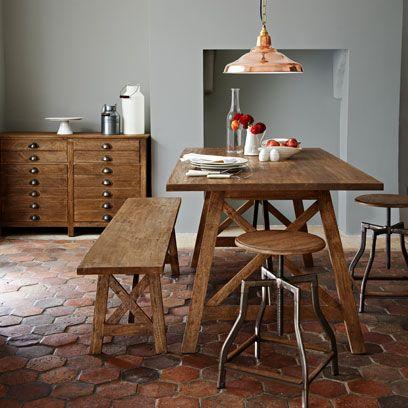 Unusual Tile Flooring