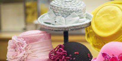 Hat, Pink, Headgear, Costume accessory, Sweetness, Dessert, Costume hat, Cake, Serveware, Baked goods,