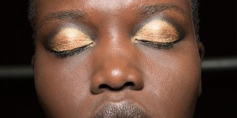 Finger, Lip, Cheek, Brown, Skin, Eyebrow, Eyelash, Nail, Liquid, Organ,