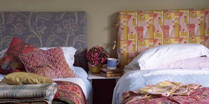 Room, Interior design, Bedding, Textile, Bed, Bedroom, Linens, Bed sheet, Furniture, Wall,