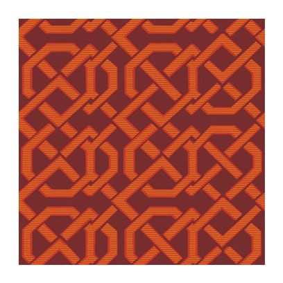 Brown, Orange, Pattern, Textile, Red, Line, Amber, Rectangle, Colorfulness, Tan,