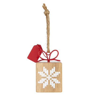 Best wooden Christmas decorations