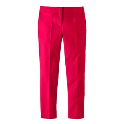 Clothing, Textile, Red, Magenta, Pink, Carmine, Maroon, Electric blue, Active pants, Pocket,