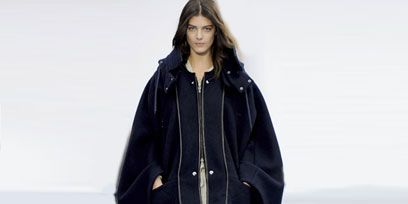 Clothing, Sleeve, Shoulder, Textile, Standing, Joint, Outerwear, Style, Jacket, Winter,