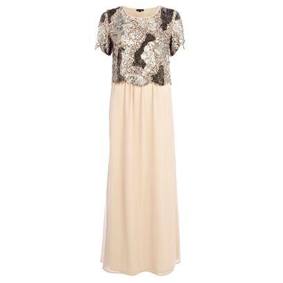 Product, Brown, Dress, Textile, One-piece garment, Day dress, Grey, Pattern, Beige, Peach,