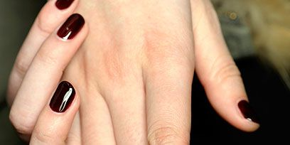 Finger, Skin, Nail, Nail care, Nail polish, Red, Manicure, Fashion, Black, Photography,
