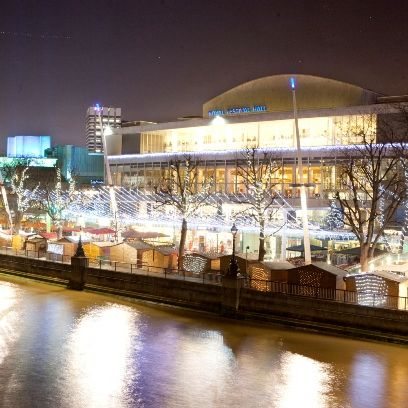 Reflection, Night, Facade, Commercial building, Midnight, Mixed-use, Urban design, Metropolis, Hotel, Headquarters,