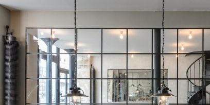Interior design, Table, Glass, Furniture, Interior design, Fixture, Outdoor table, Transparent material, Flower Arranging, Bouquet,