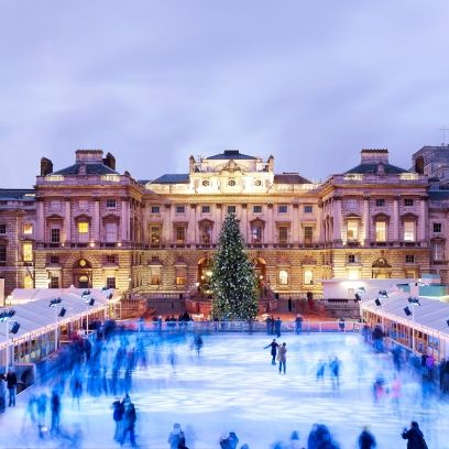 Christmas Ice Skating London.London Ice Rinks Best Christmas Ice Skating