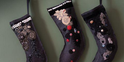Purple, Fashion, Costume accessory, Lavender, Boot, Christmas decoration, Ornament, Fashion design, Conifer, Holiday,