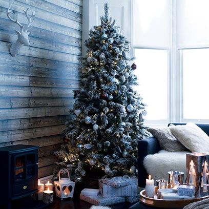 Interior design, Room, Christmas tree, Living room, Christmas decoration, Home, Interior design, Holiday, Christmas, Christmas ornament,