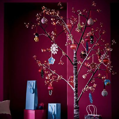 Branch, Twig, Purple, Interior design, Interior design, Wall sticker, Maroon, Pedicel, Still life photography, Wallpaper,