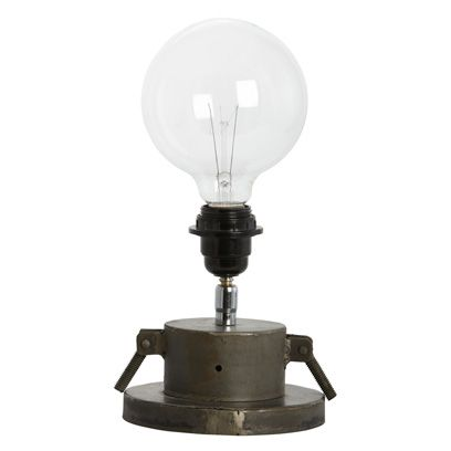 Electricity, Incandescent light bulb, Light bulb, Metal, Steel, Cylinder, Gas, Electrical supply, Machine, Silver,