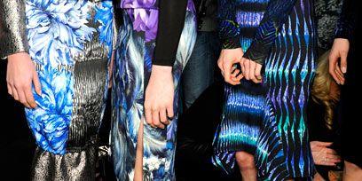 Clothing, Footwear, Leg, Blue, Human leg, Joint, Shoe, Pattern, Fashion accessory, Style,