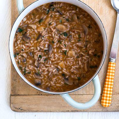 Food, Brown, Ingredient, Recipe, Cuisine, Kitchen utensil, Spoon, Dish, Cutlery, Cooking,