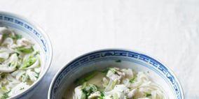 Food, Cuisine, Ingredient, Recipe, Soup, Dishware, Dish, Produce, Stock, Kitchen utensil,