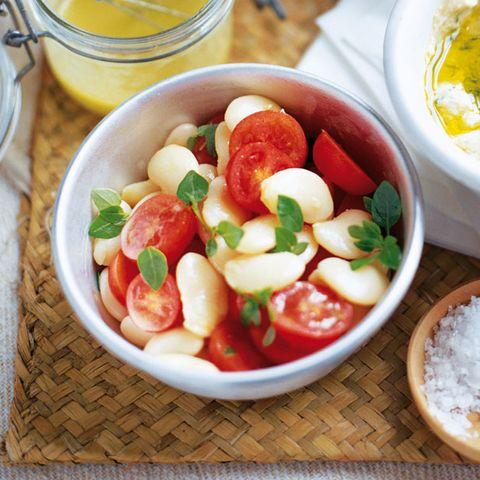 Food, Serveware, Ingredient, Produce, Tableware, Cuisine, Bowl, Vegetable, Meal, Tomato,