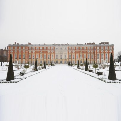 Snow, White, Winter, Palace, Architecture, Building, Tree, Line, Freezing, Symmetry,