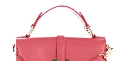 Product, Brown, Bag, Red, Fashion accessory, Style, Beauty, Leather, Shoulder bag, Luggage and bags,